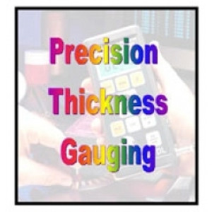 NDT Precision Thickness