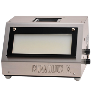 Kowolux X4 Series Compact Strip Film LED Viewers