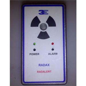 Industrial Nuclear Co. Radalert Rate Alarm Meter