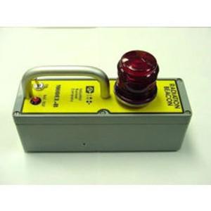 Industrial Nuclear Co. Radiation Beacon Model B