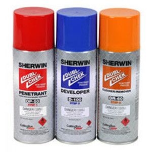 Sherwin Penetrant Test Kits
