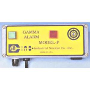 Industrial Nuclear Co. Gamma Alarm Model P