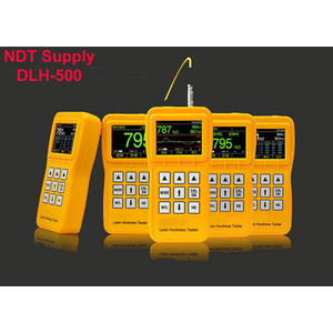 NDT DLH-500 Leeb Hardness Tester