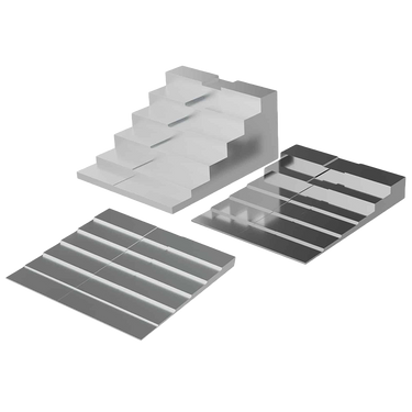 Step-Wedge Image Quality Indicator per ASTM E2597