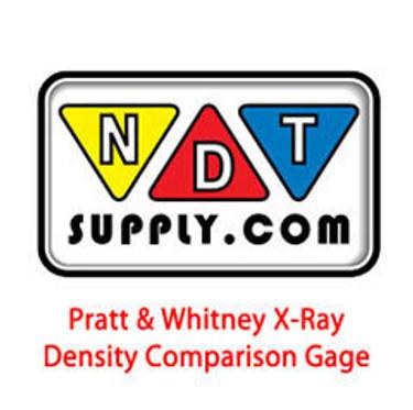 Pratt & Whitney X-ray Density Comparison Gage