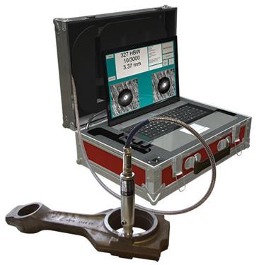 Foundrax Brintronic Brinell Microscopes