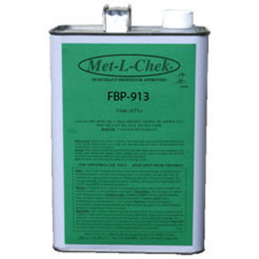 Met-L-Chek Fluorescent Water Washable Penetrant