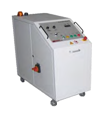 Maurer DM-200P Mobile High Power Demagnetizer