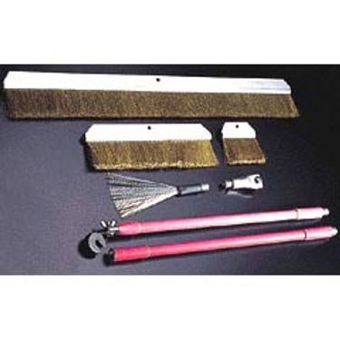 PCWI Flat Brushes