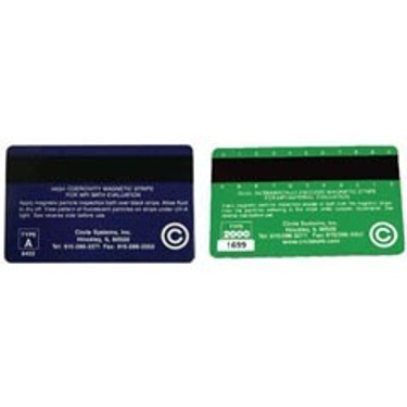 Circle Systems Magnetic Stripe Cards