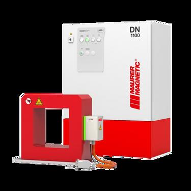 Maurer CT-U + DN Industrial Demagnetizer