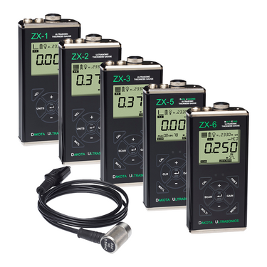 Corrosion and General Purpose Thickness Gauges