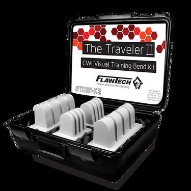FlawTech Traveler II CWI Visual Training Bend Kit
