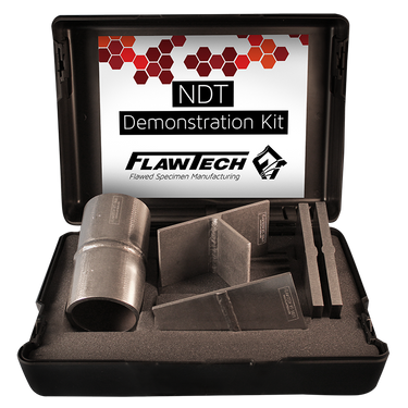 FlawTech Standard NDT Demonstration Kit