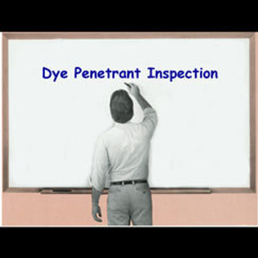 Penetrant Training Courses