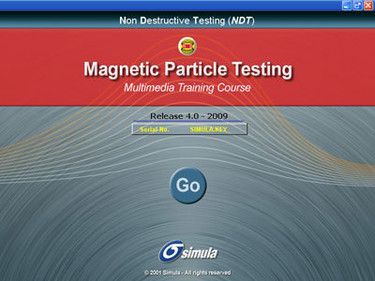 Simula Magnetic Particle Testing