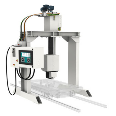 Foundrax X-BHD Range Bridge Type Hardness Testers