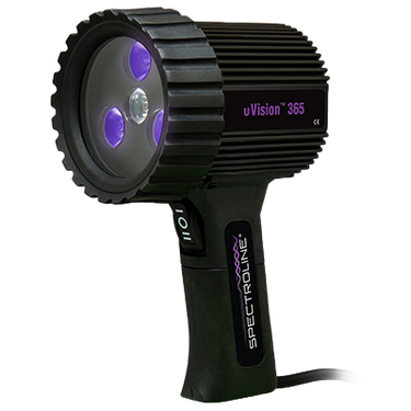 Spectro-UV uVision 365 & 365 Deluxe LED UV-A Lamps