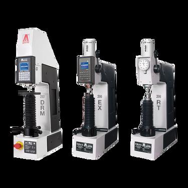 AFFRI 206RT, 206EX & 250 DRM Rockwell Testers