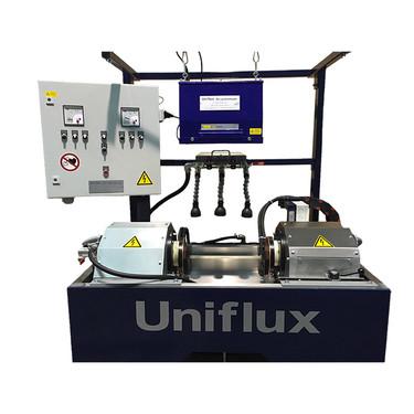 Uniflux Microflux Magnetic Particle Bench
