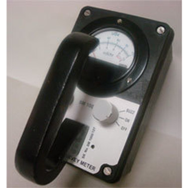 Industrial Nuclear Co. SM-1000 Survey Meter
