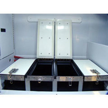 NDT X-Ray Film Processing Tanks