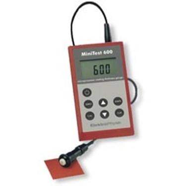 ElektroPhysik MiniTest 600 and 600B Coating Gauges