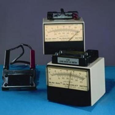 UV Products J-221 Longwave Analog UV-A Meter