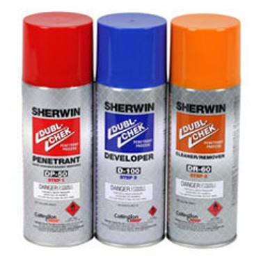 Sherwin Penetrant Test Kits