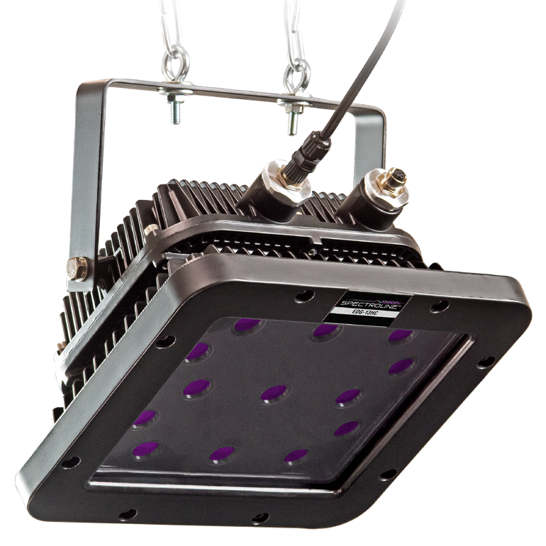 Spectro-UV EDGE 13 LED UV-A Overhead Lamp Series