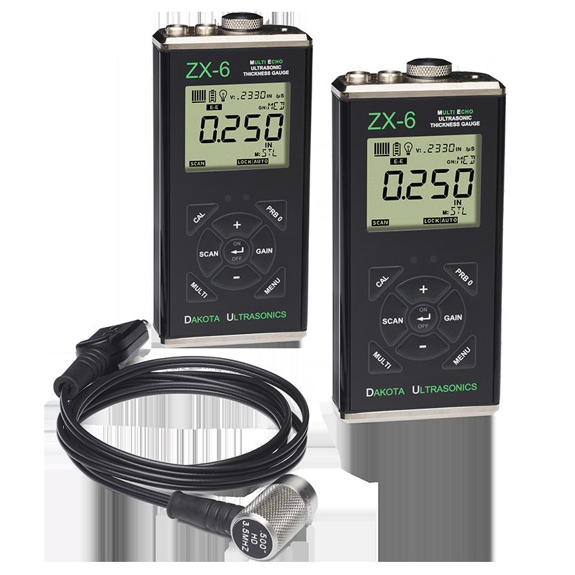 Dakota Ultrasonics ZX-6 & ZX-6DL