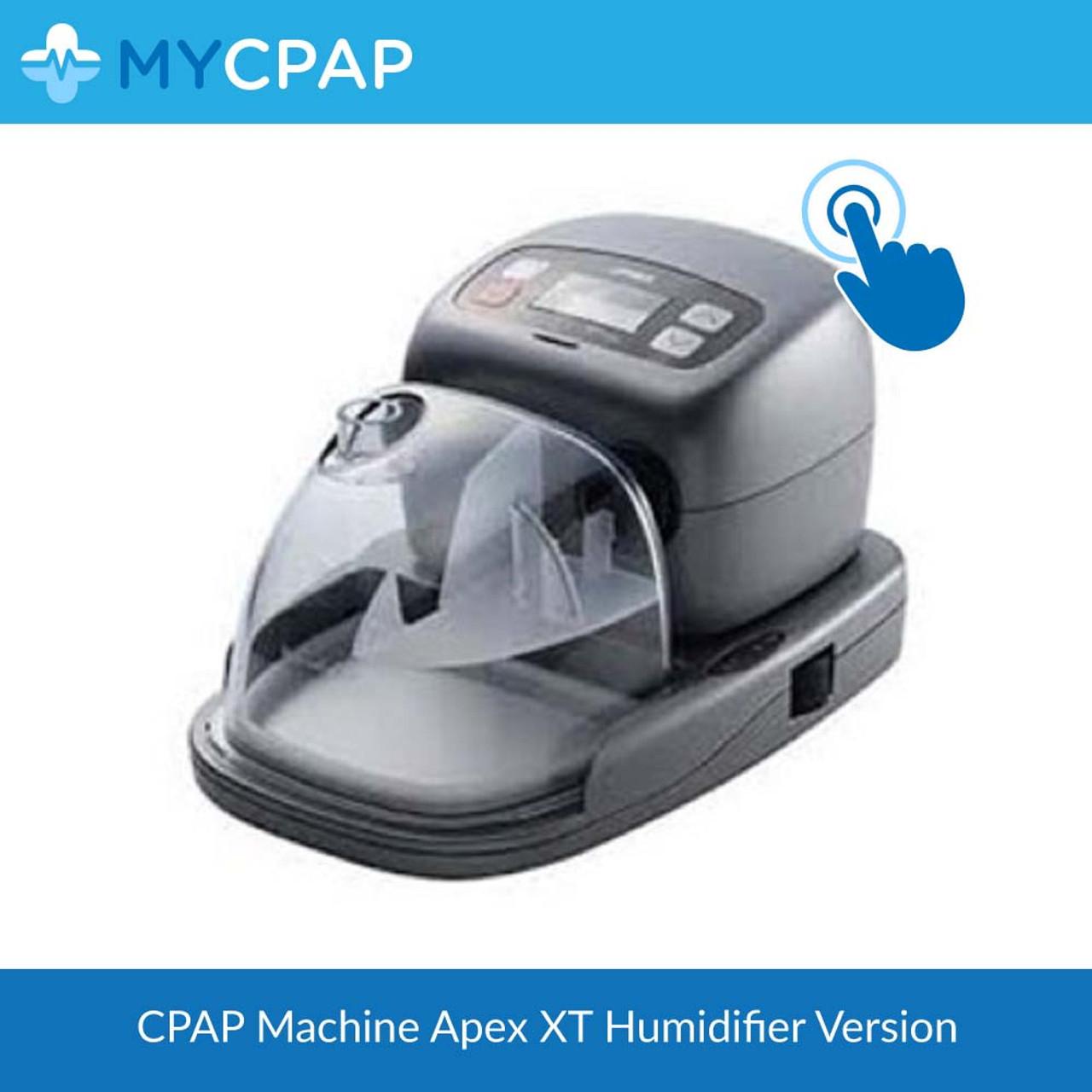 Apex XT CPAP Machine (humidifier version)