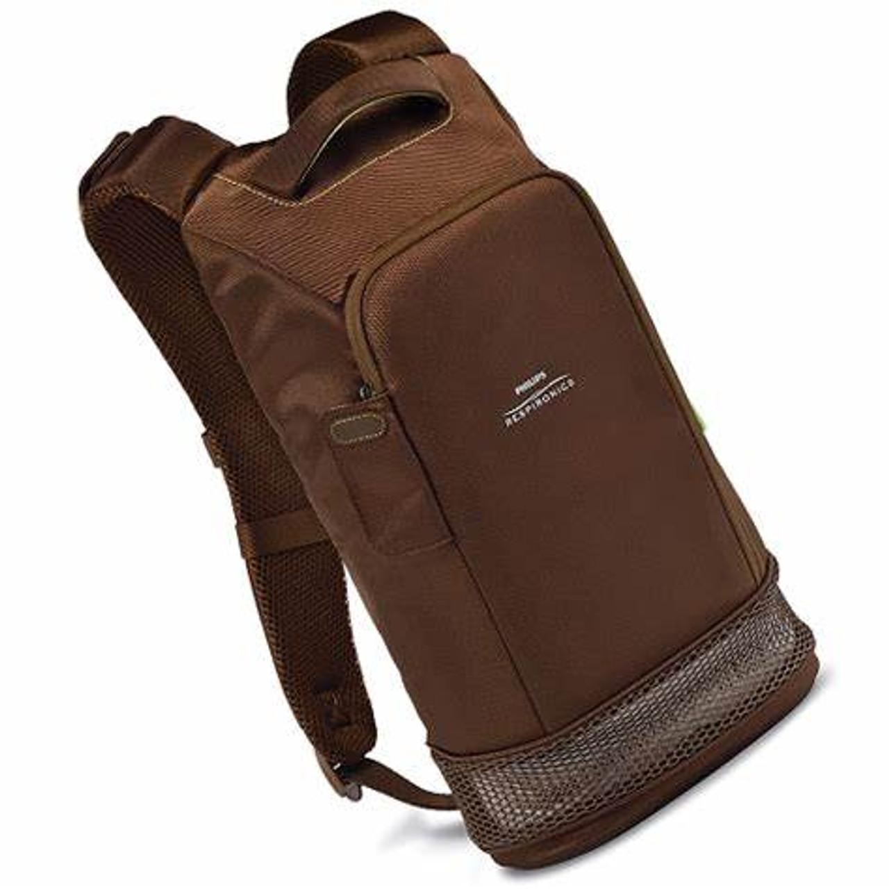 Philips Respironics SimplyGo Mini Backpack Brown