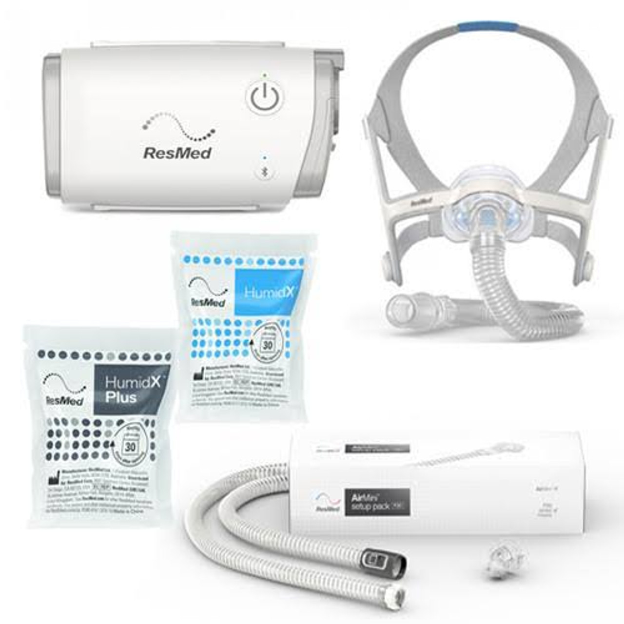 Best Resmed AirMini - N20 Starter Kit CPAP Machine in Australia