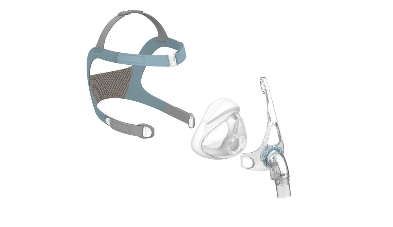 Fisher and Paykel Vitera CPAP Full Face Mask