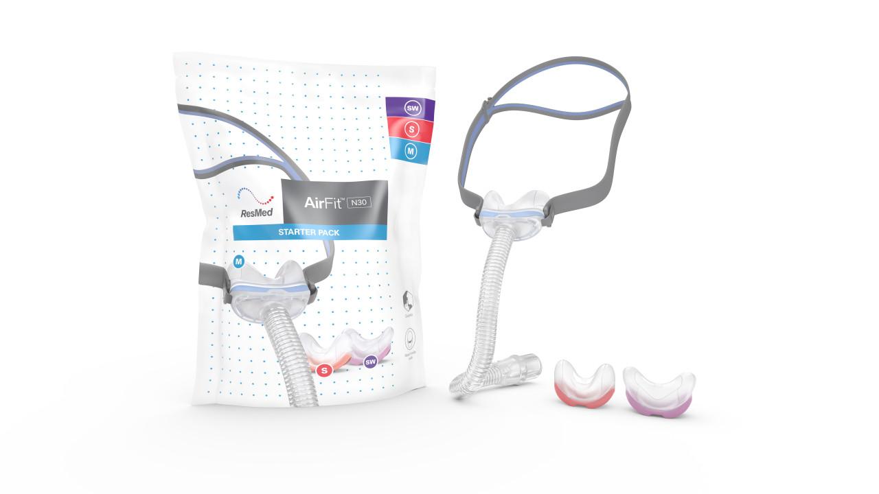 ResMed AirFit N30 - Cradle Cushion Mask
