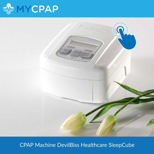 Devilbiss Healthcare SleepCube Auto Adjust Plus - Non Humidifier Version