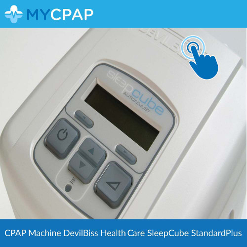 Devilbiss Healthcare SleepCube StandardPlus - Humidifier Version