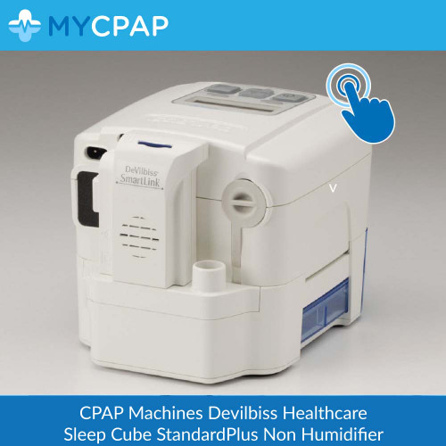 Devilbiss Healthcare SleepCube StandardPlus - Non Humidifier