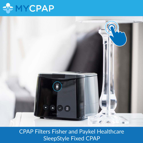 Fisher and Paykel healthcare SleepStyle CPAP Filters