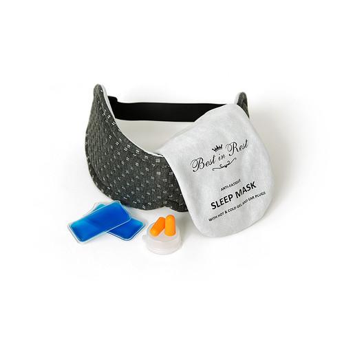 Luxury Memory Foam Anti-Fatigue Eye Mask