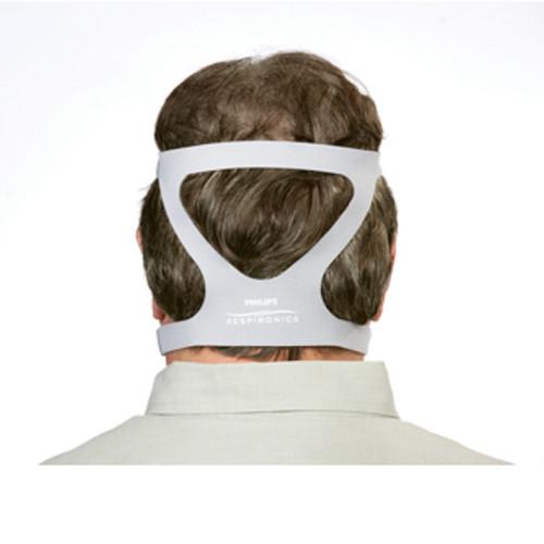 Amara/amara gel CPAP mask headgear