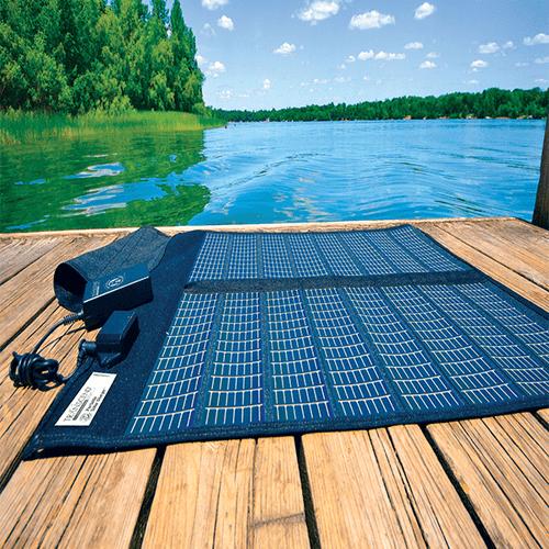 Transcend Solar Panel