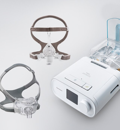 Philips Respironics Dreamstation CPAP Package