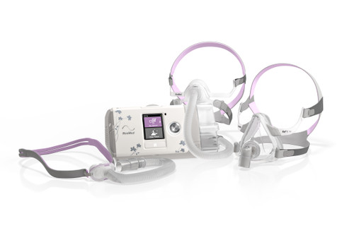 Buy ResMed AirSense 10 Auto CPAP Machine Package Online for Her