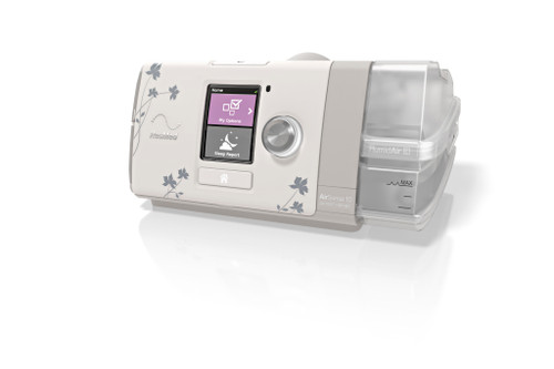 Resmed AirSense 10 Auto For Her CPAP machine Package