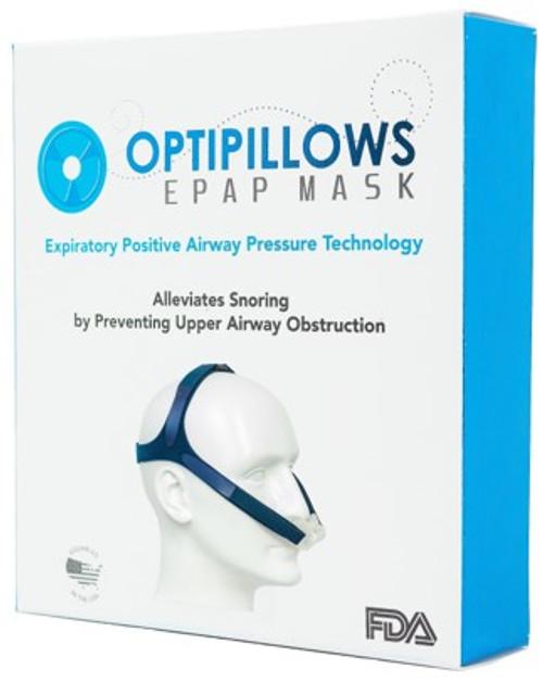 Optipillows EPAP mask