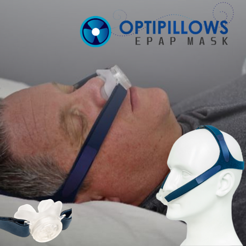 Optipillows EPAP mask