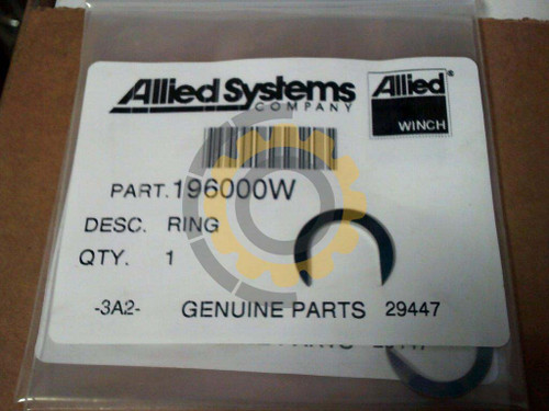 Allied_Hyster_Part_Number_196000W_RING_