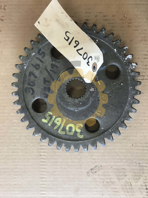 Allied_Hyster_Part_Number_307615_GEAR_